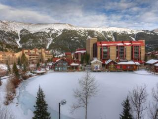 TX304 Taylors Crossing 3BR 2BA - Center Village, Copper Mountain