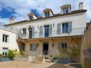 Noble 17th c Grande Maison, 3bdrms/3bath, roof top kitchen & terrace, central