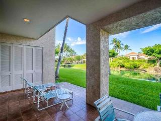 Beautiful Lagoon Views from Spacious Lanai! Picturesque and Peaceful!, Waikoloa