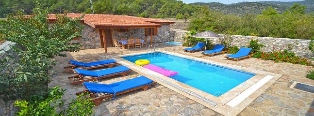 Luxury Holiday Home, Kayakoy
