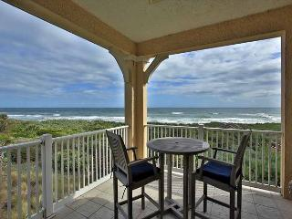 Cinnamon Beach Unit 435!   Breathtaking Corner Condo! Direct Oceanfront!