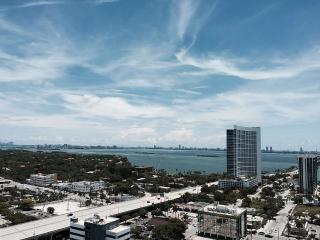 Modern 3/2 High Rise in Midtown Miami