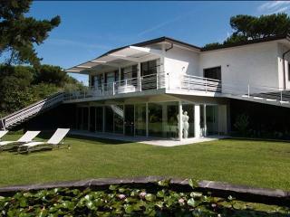Villa Demetra immersa nel verde ed a soli 700 metri dalla spiaggia, Massa