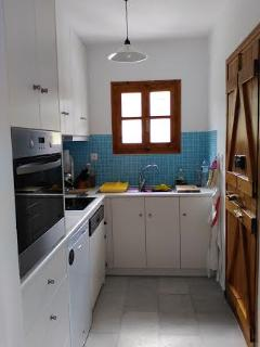 Kitchen Main house, fully fitted and well equipped.