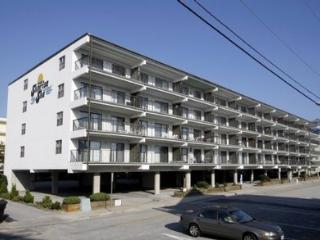 Ocean Block 2 bedroom 2 full bath condo with views of ocean and bay from extra large private balcony!, Ocean City