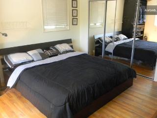 Master Bedroom.  Silver Spring. Business Traveler.