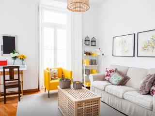 Spacious and elegant family central house (12 pax), Lisbon