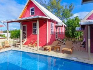 Low Caye Cottages - Coral Cottage
