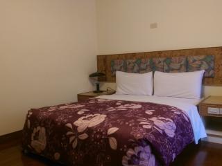 hihpen Hot Spring Resort Double bed