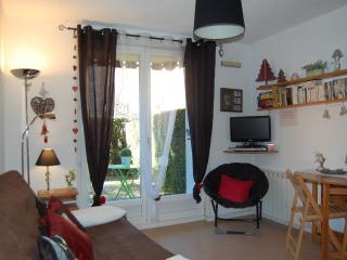 Joli appartement à Luz classé ***  prêt des skis gratuit, Luz-Saint-Sauveur