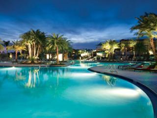 Beautiful pool area!
