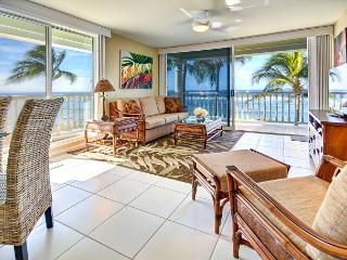 Rare Lahaina Shores Oceanfront 1 Bedroom Newly Remodeled Jewel