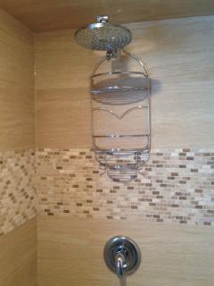 Bathroom 1: Shower