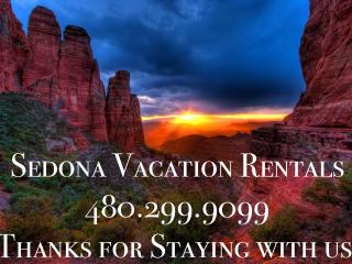 As low as $199 Luxury Resort SedonaVacation Rental