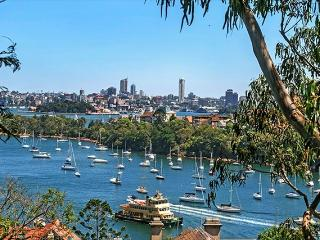 MOS06 - Beautiful Harbour Views located in Mosman, Sydney