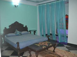 Court Shekha Haveli Room Blue, Jaipur