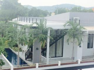 Pool villas at huahin. ,1 minute to new  water park