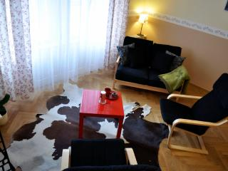 Spacious and bright 3-bedroom apartment, Prague