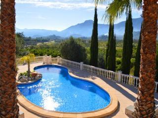 Casa Pancho, A spectacular property, Murla