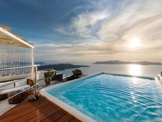 Luxury Honeymoon Villa, Santorini
