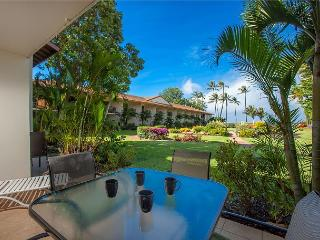 Waiohuli Beach Hale #C-111 2bd/2ba, Oceanfront Complex, Great Rates! Sleeps 6