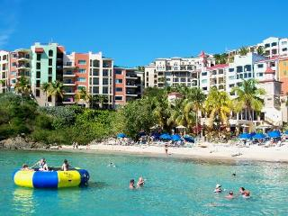 FRENCHMANS COVE MARRIOTT - ST. THOMAS OCEAN VIEW!