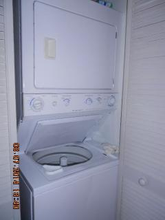Indoor Washer/Dryer