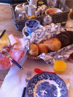 Optional breakfast
