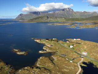 260M2 On the Water + Boat, In the heart of Lofoten, Lofoten Islands