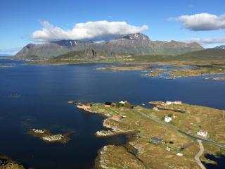 Borgvaag - On the Water - In the heart of Lofoten, Vestvagoy