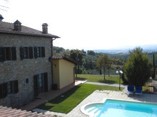 Villa with Wonderful Views on Tuscan Countryside, Talla