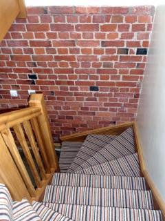 Upstairs Downstairs View