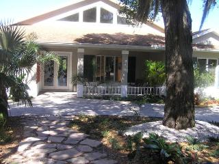 SPACIOUS  WATERFRONT HOME ON PRIVATE 2 ACRES