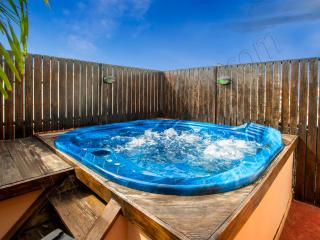 Ocean View House Terrace & Jacuzzi in Top Location, Santo Domingo