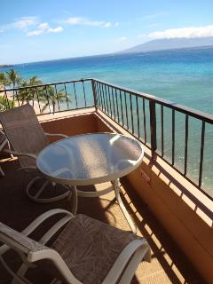 You really can't beat the corner ocean views From Maui Kai 801