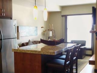Deluxe + spacious condo, close to town centre, hiking, skiing trails!