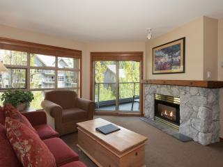 Whistler Aspens Perfect One Bedroom Condo