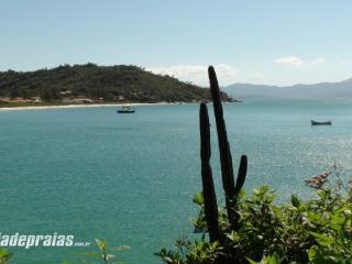 Apart. Dúplex 350 metros praia da Lagoinha, Florianópolis