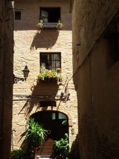Tuscany, between Florence Pisa and Volterra vacation house breathtaking view