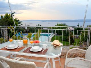 Bay View Villa with private pool and amazing views