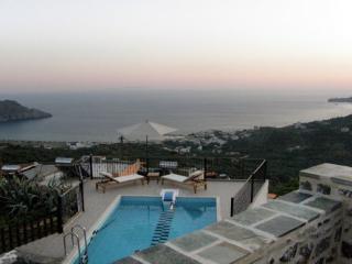 Aretousa Sea View Villa, Myrthios Rethymnon Crete