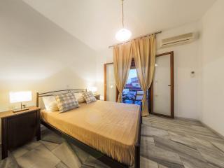 Two-bedroom Apartment with Balcony, Kalamaki