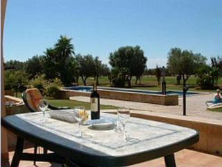 Golf Panoramica - overlooking pool & 16th tee, Vinaros