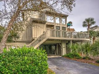 107 Oceanwood-Pretty 3 Bedroom Home-Oceanfront Pool, Hilton Head
