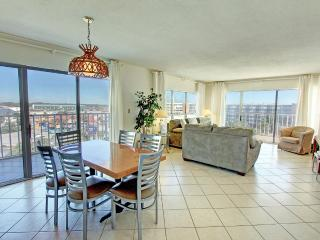Sea Oats 712-3BR-  Real Joy Fun Pass* Partial Gulf Views- Beachfront