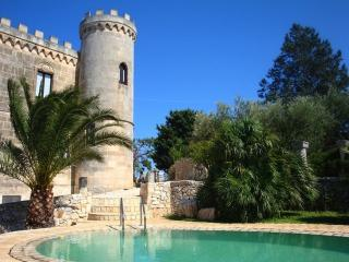 Rocca Giulia vista piscina