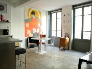 50sqm LOFT STYLE IN THE HEART OF PARIS