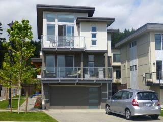 Modern Home with Spectacular Mountain & Ocean View, Colwood