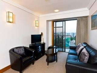 Two bedroom apartment in Metropolis Residences, Auckland Central