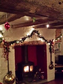Christmas at Little Thatch